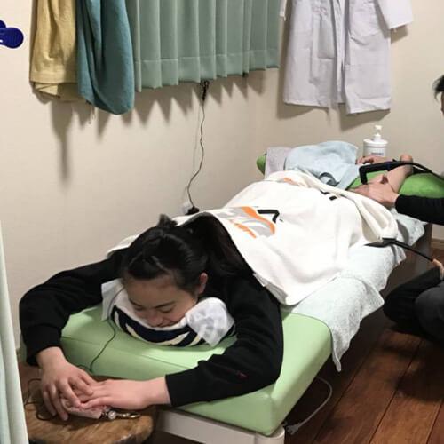 鈴木奈知選手